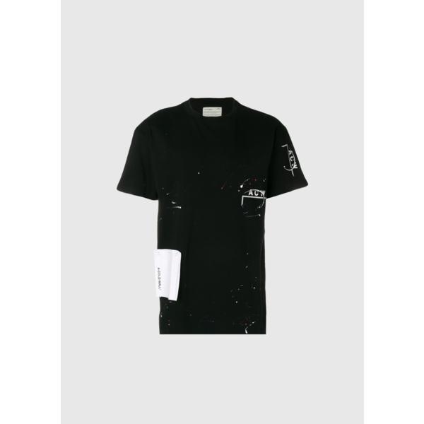 어 콜드 월 유니폼 반팔 티셔츠 블랙